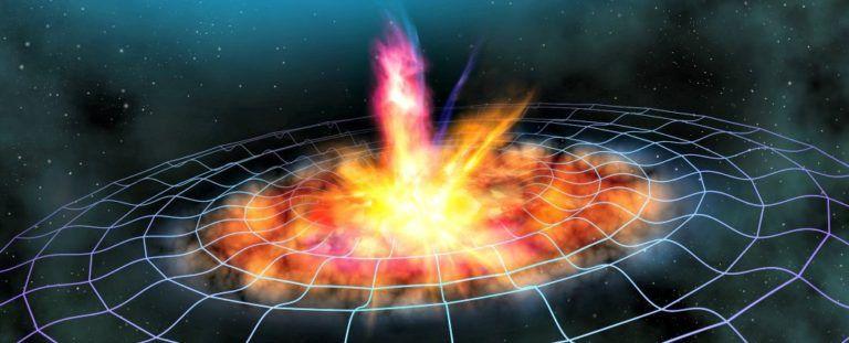 A velocidade da luz pode ter ultrapassado a gravidade nos primeiros dias do universo