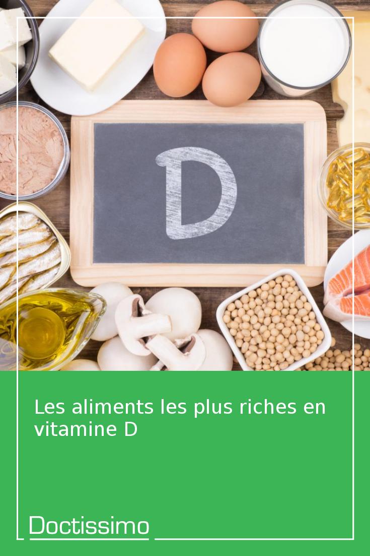 Liste des aliments les plus riches en vitamine D en 2020 ...