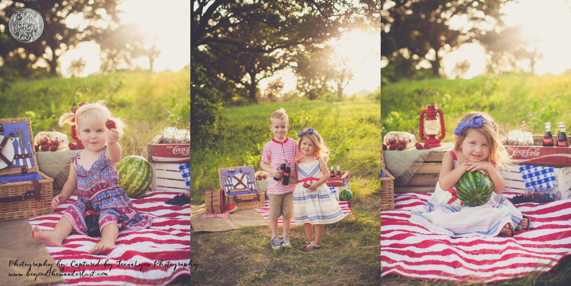 4Th Of July Mini Session Ideas >> Red, White &