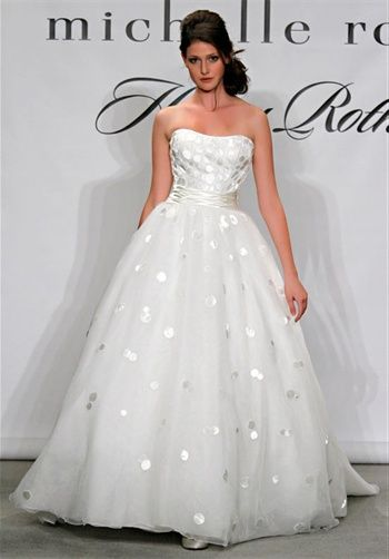 Wedding Dresses Polka Dot Wedding Dress Wedding Dresses Kleinfeld Used Wedding Dresses