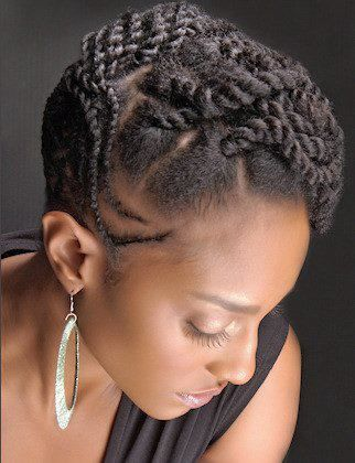 1) LA NAPPY CW   HAIR INSPIRATION   Pinterest   African american ...
