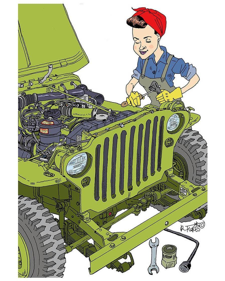 Fitzpatrick Jeep : fitzpatrick, Jeep:, Fitzpatrick, Parts