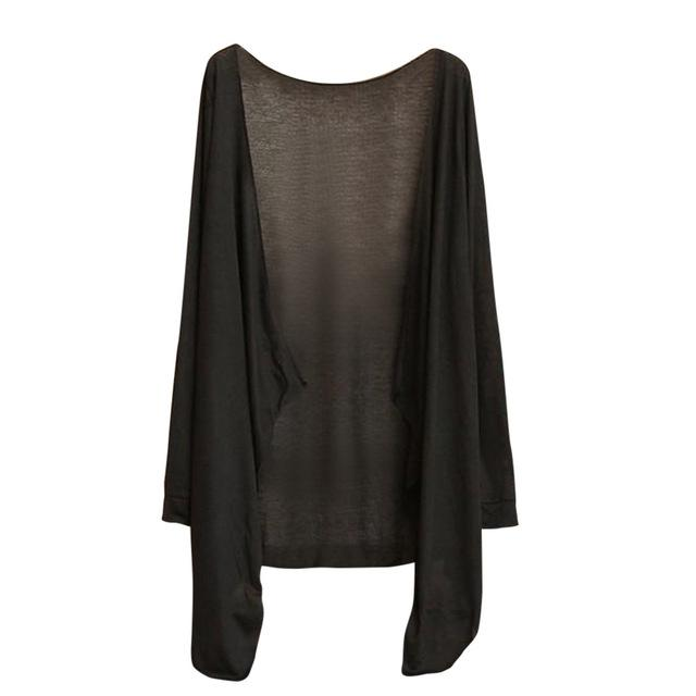 59ff6c46f059e8 Hairdresser s Long Thin Cardigan   Products   Sweaters, Sweater ...