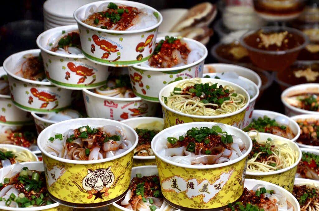 Eating My Way Through Chengdu China Real Chinese Food Eat Food