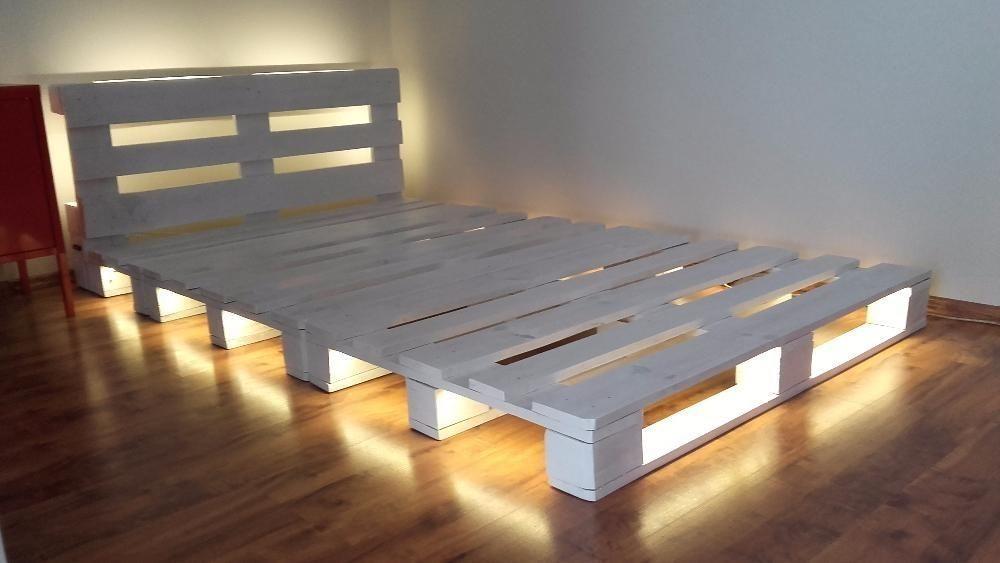 Tempat Tidur Palet