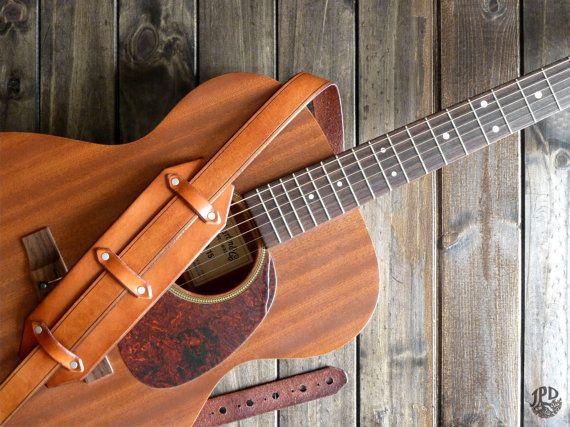 Leather Guitar Strap Acoustic Guitar Strap Electric Guitar Etsy Leather Guitar Straps Guitar Strap Acoustic Guitar Strap