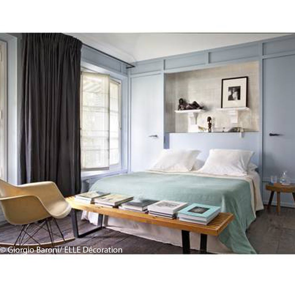 Bedroom Bench Name Bedroom Ideas Cozy Bedroom Ideas Glam Black Leather Bed Bedroom Ideas: Déco Chambre : Nos Meilleures Idées