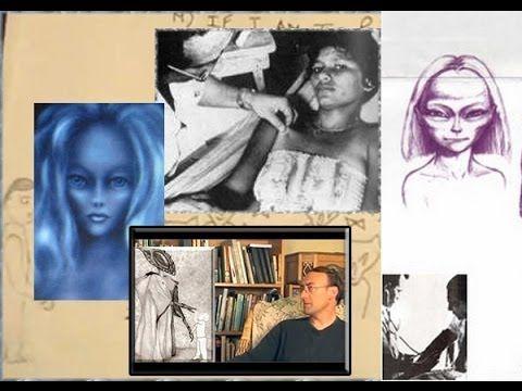 Cuando tenía 17 años, David Huggins dice haber perdido su virginidad con una extraterrestre.