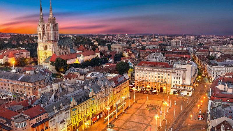 10 Reasons Why Zagreb Should Be Your Next European City Break European City Breaks Travel Cheap Destinations Croatia Travel