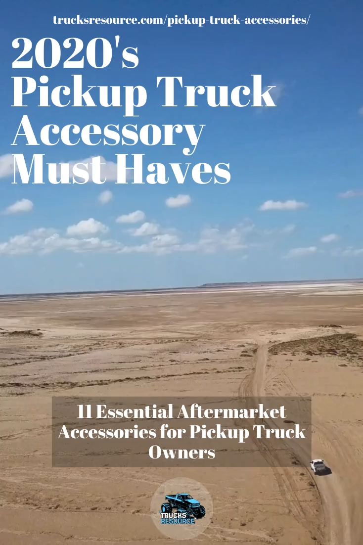 2020 Best Pickup Truck Accessories Aftermarket Essentials For New Trucks Video Video Pickup Truck Accessories Truck Accessories Pickup Trucks