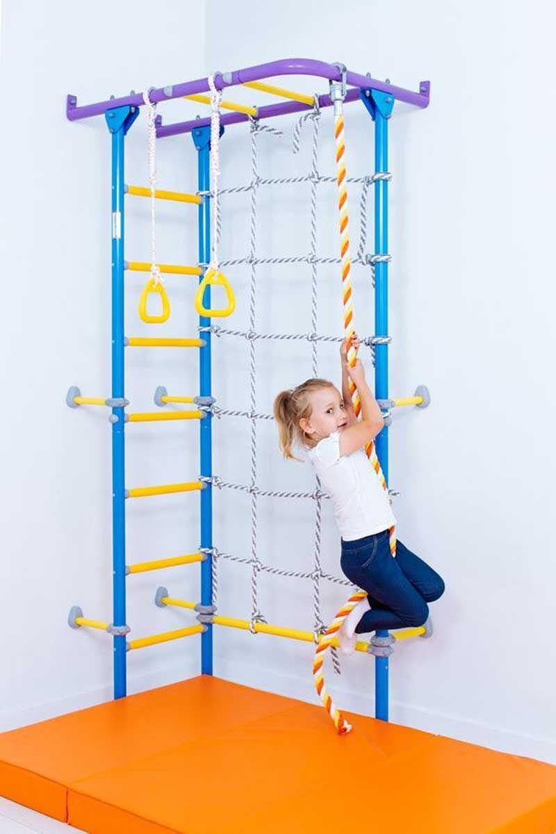 Wallbarz USA Review Home Jungle Gym Indoor gym, Kids