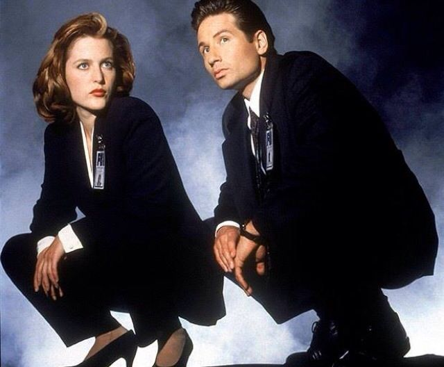 Fox mulder and dana scully sex