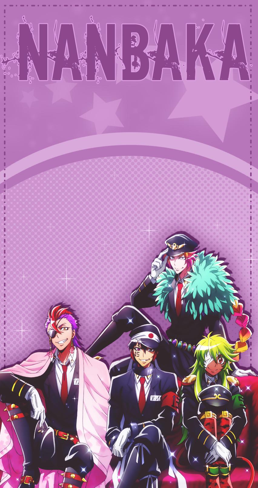 Nanbaka Anime Anime Wallpaper Otaku Anime
