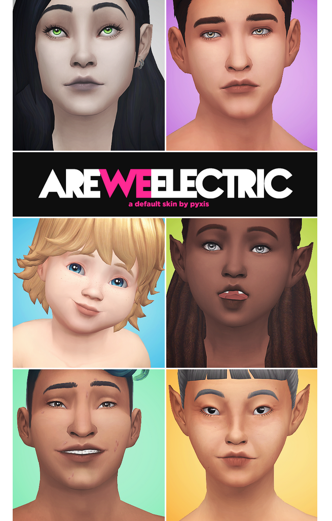 how to change your sims skin tone sims 4