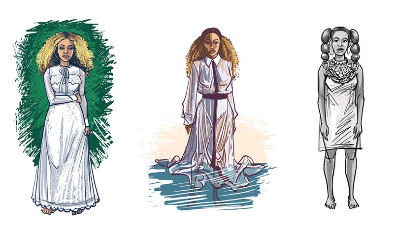 Beyoncé Lemonade Music Video Art . (With images) Beyonce