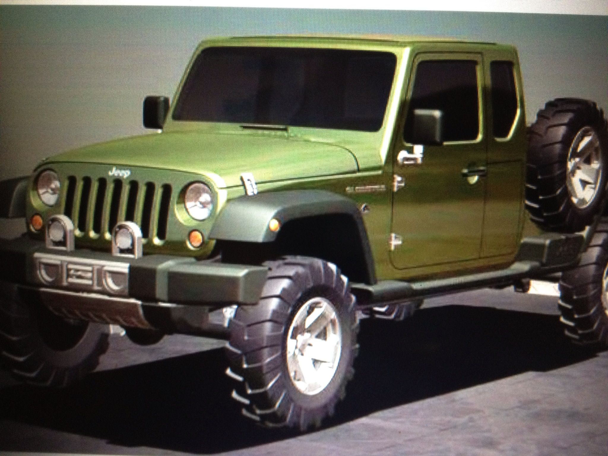 jeep gladiator douglas cool cars