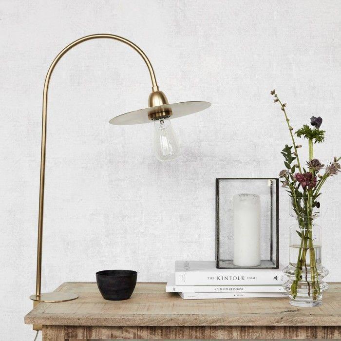 Lampe Finish 2019Lampestable Glow À En Brass Poser xWreCodB