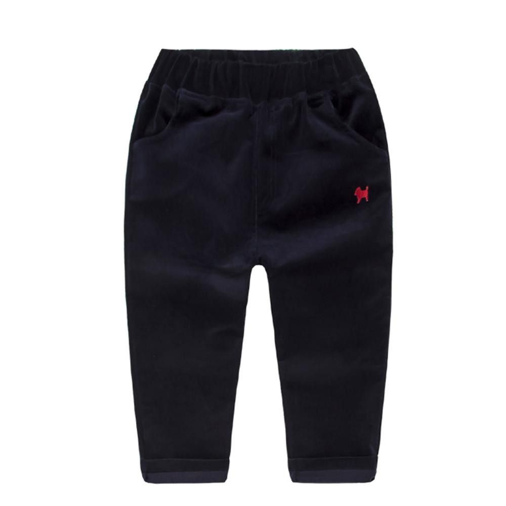 Baby Boys Pants Kids Clothing Cotton Baby Long Trousers Baby Harem Pants Baby Boys Clothing corduroy pants casual pants