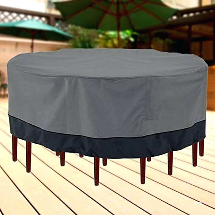 Plastic Sofa Covers With Zipper Outdoor Tables Chairs Patio