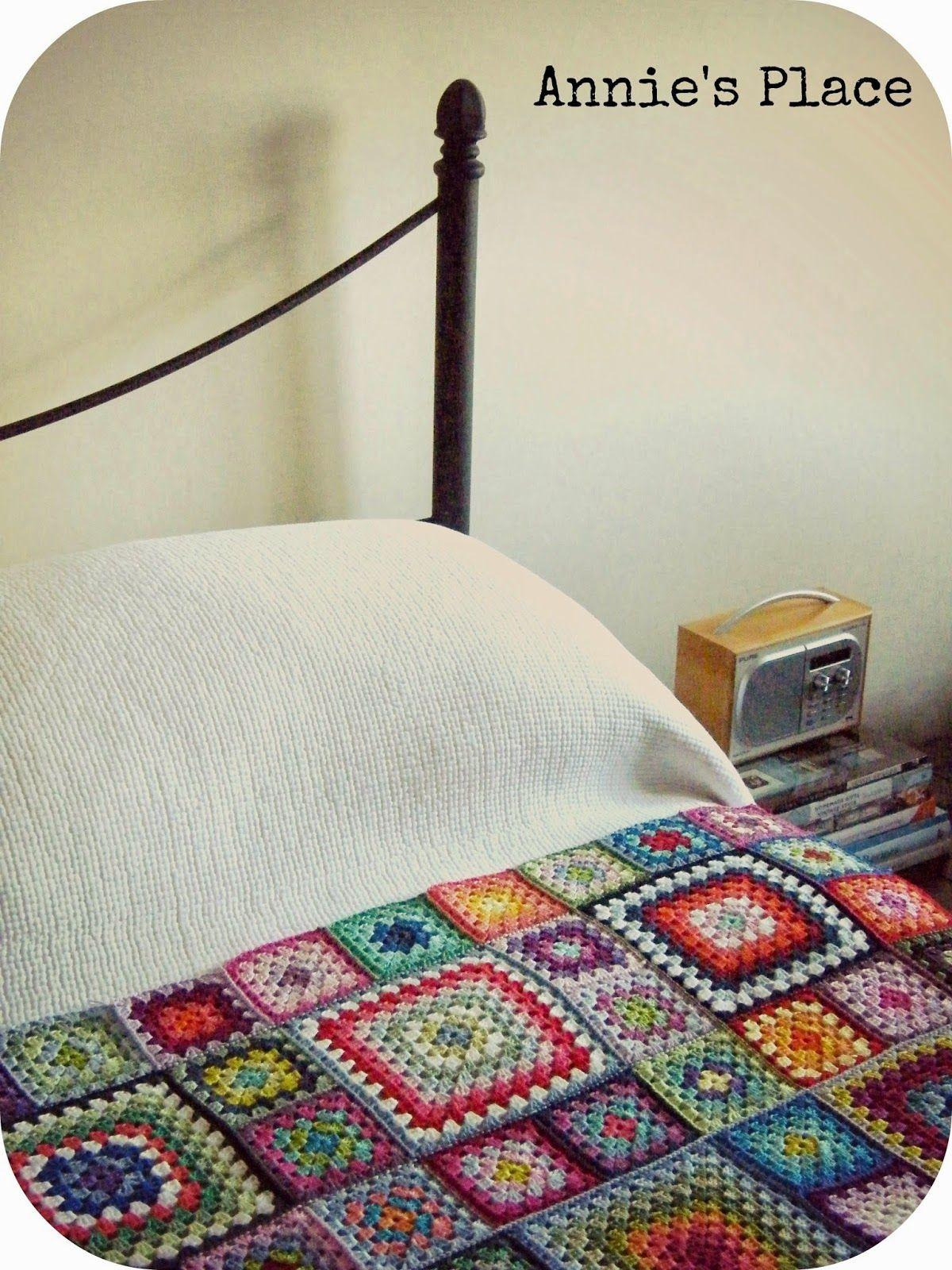 Annie\'s Place: heel veel haak inspiratie! Lot\'s of crochet ...