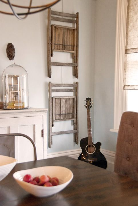 Superieur Hang Chairs On Wall | Livinu0027 Small | Pinterest | Room Makeovers .