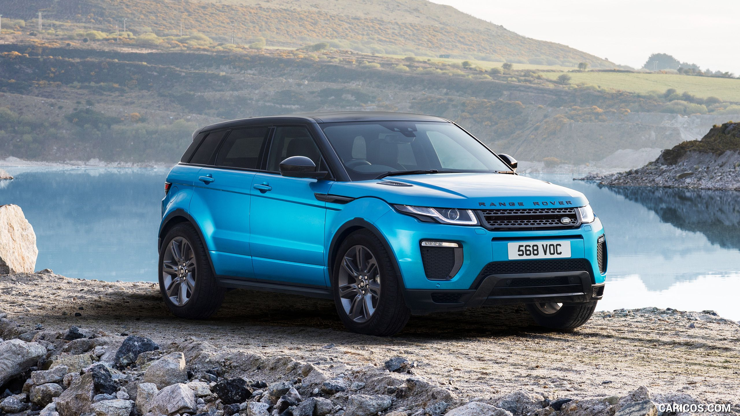 2018 Range Rover Evoque Landmark Special Edition