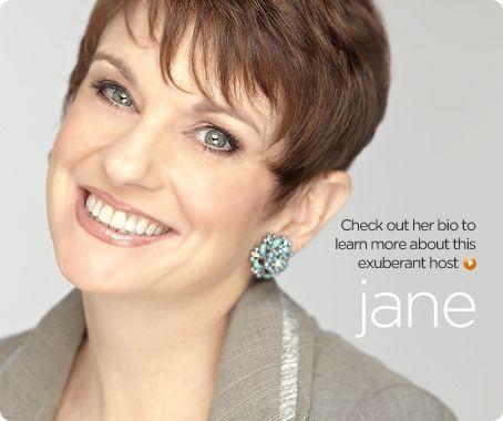 Host Jane Treacys Bio | QVC LOOK OUT HERE I COME | Qvc hosts