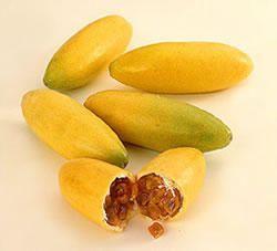 Curuba... or, Banana Passion fruit!