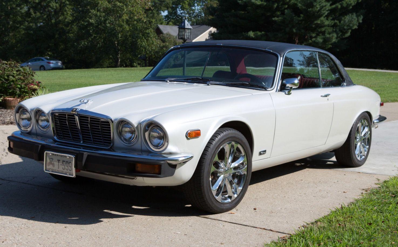 1976 Jaguar Xj6c Classic Cars Ford Classic Cars Classic Cars Online