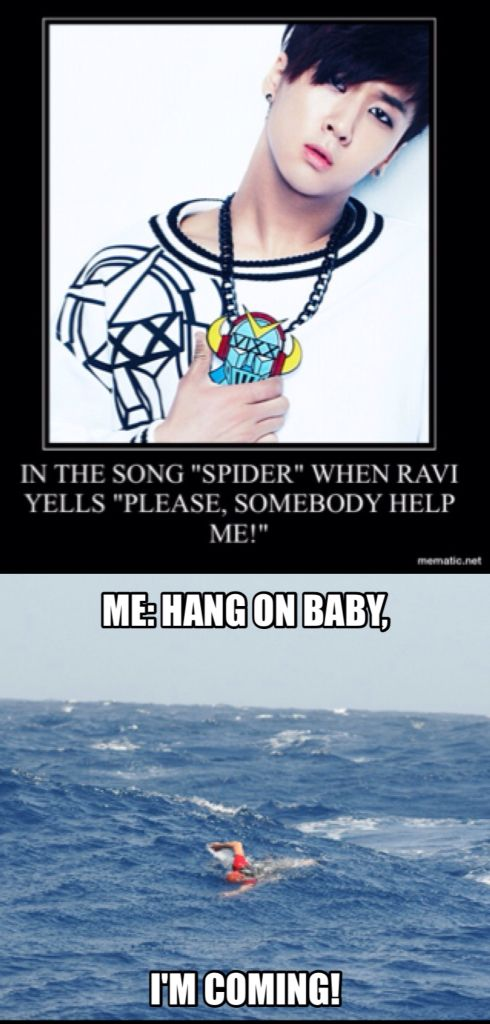 Don't worry Ravi, I'm Coming to save you!