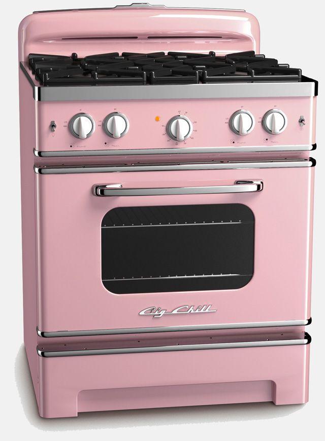 retro and modern stoves, ranges & ovens