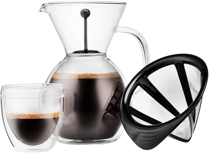 Bodum Pour Over 8 Cup Coffee Maker coffee coffeelover coffeemaker