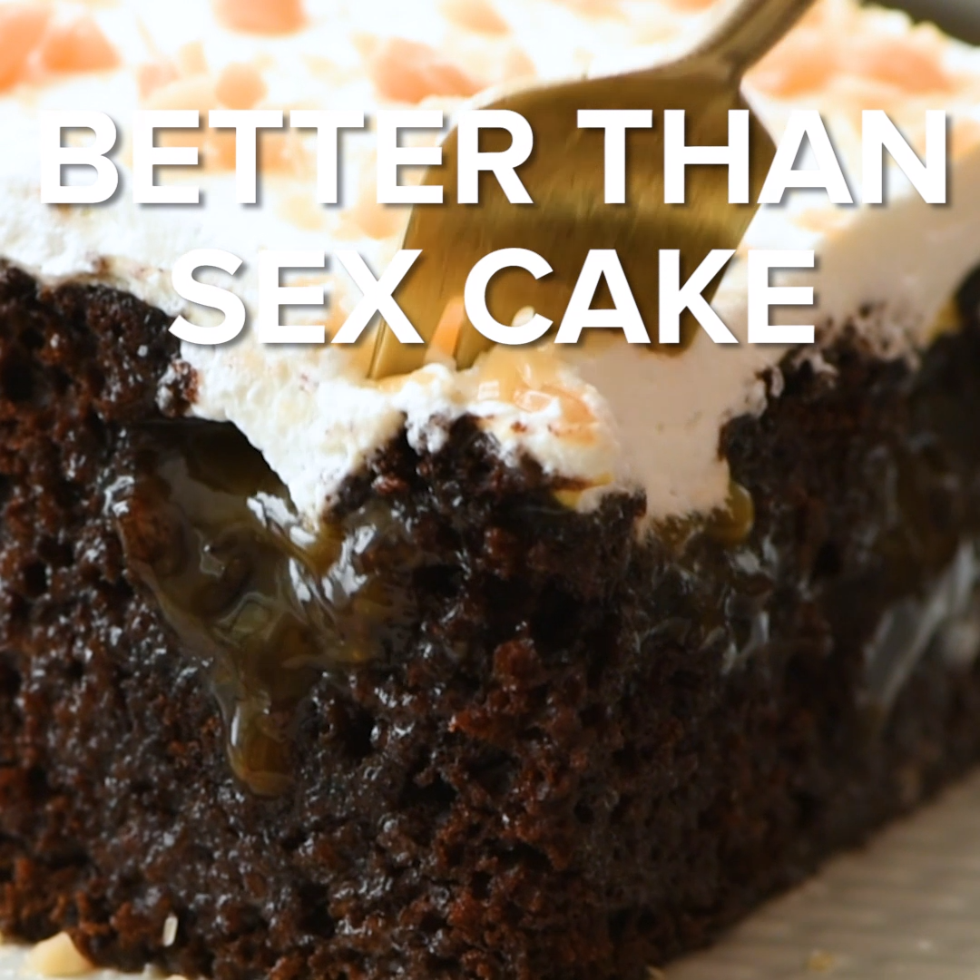 Photo of BETTER THAN SEX CAKE