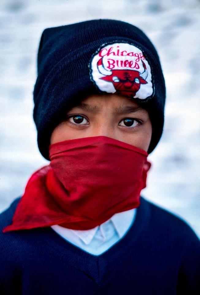 Nepal. Steve Mccurry