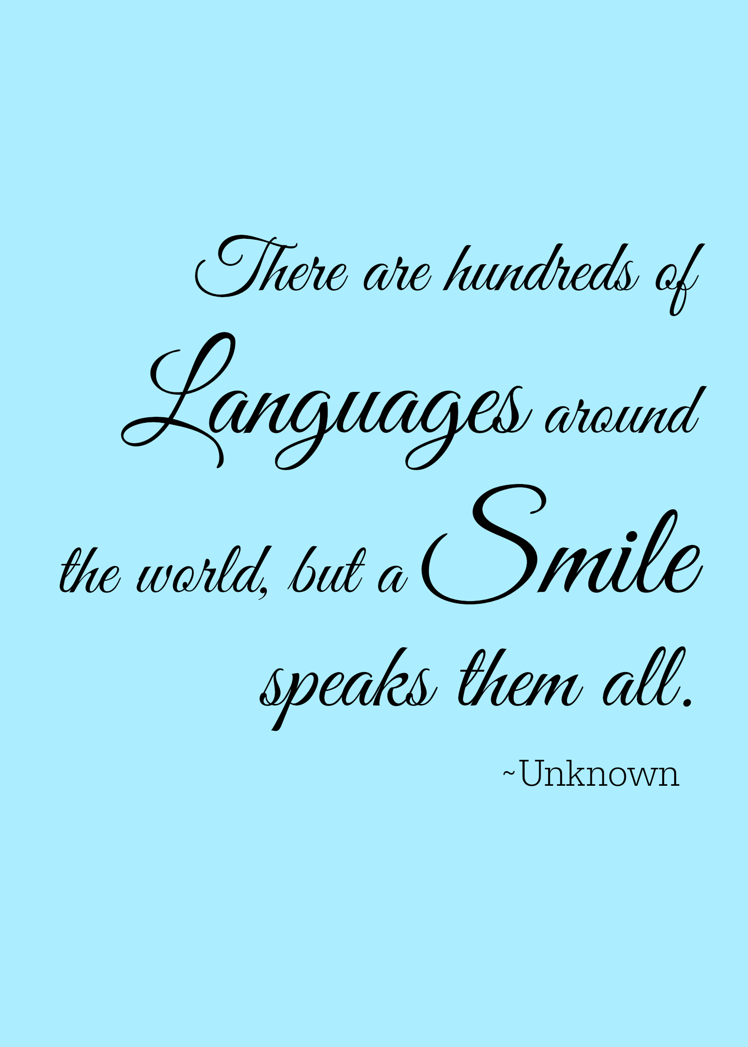 where smiles are born - Google Search | Smile! | Pinterest ... for Always Smile Quotes Images  67qdu