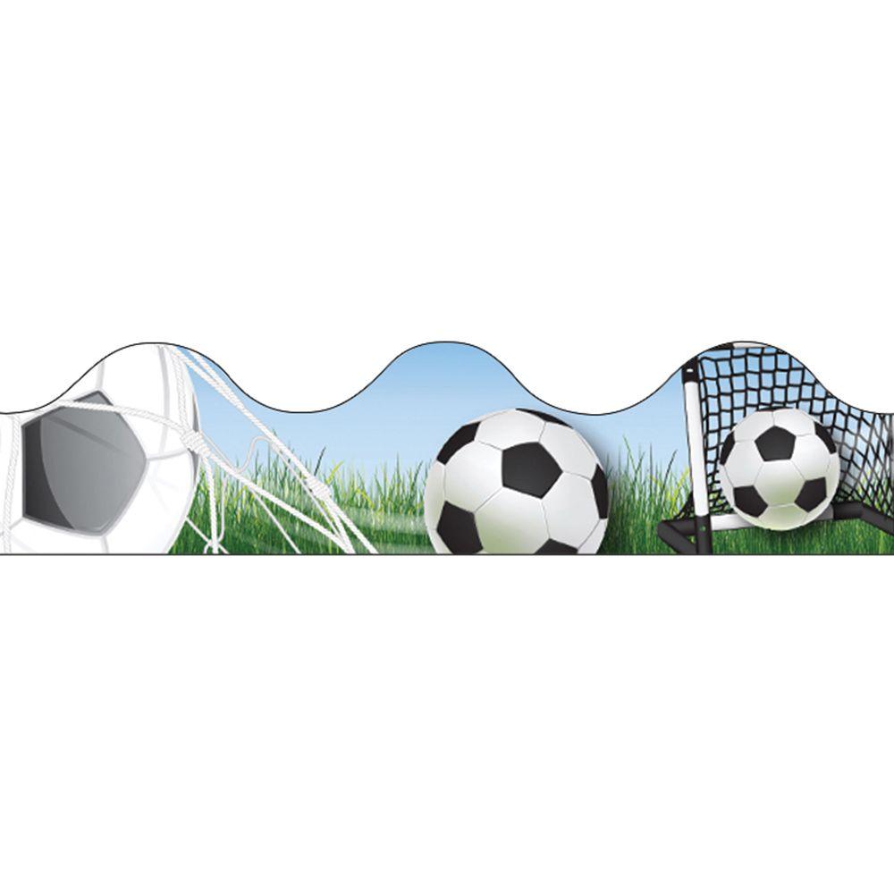 Soccer Border (EU845207) classroom decor AILtyler