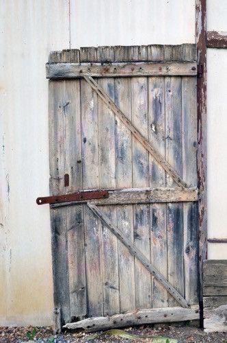 Gray Barn Door Backdrop 1274 Backdrops Background For
