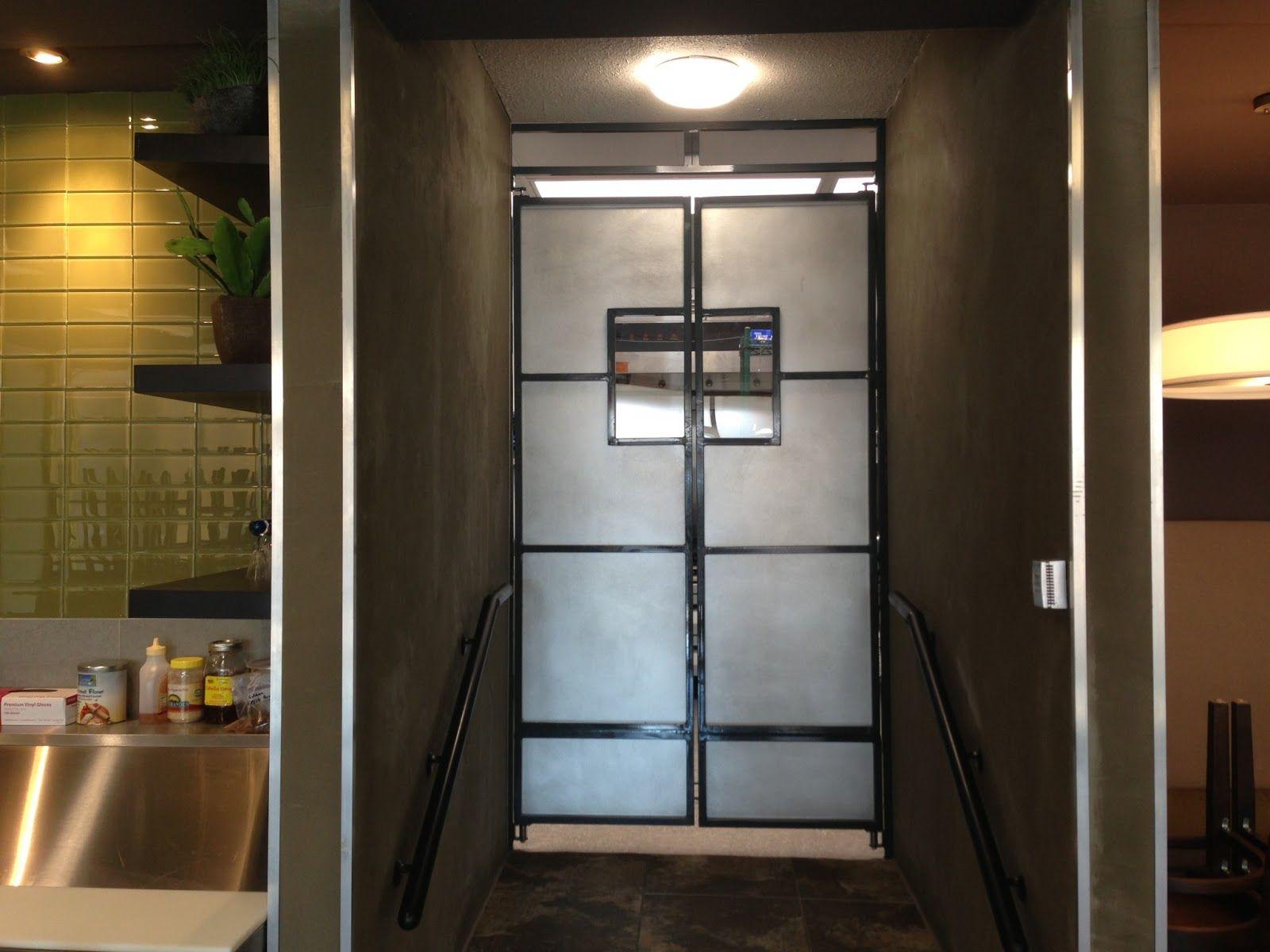 Commercial Kitchen Doors Superior