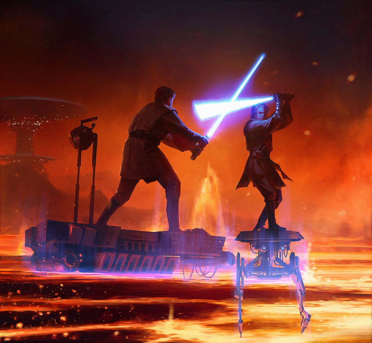Artstation Sw Destiny Val You Were My Friend Darren Tan Star Wars Images Star Wars Pictures Star Wars Wallpaper