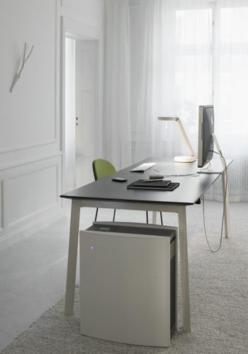 Blueair 450E Air Purifier Indoor air quality, Dust mites