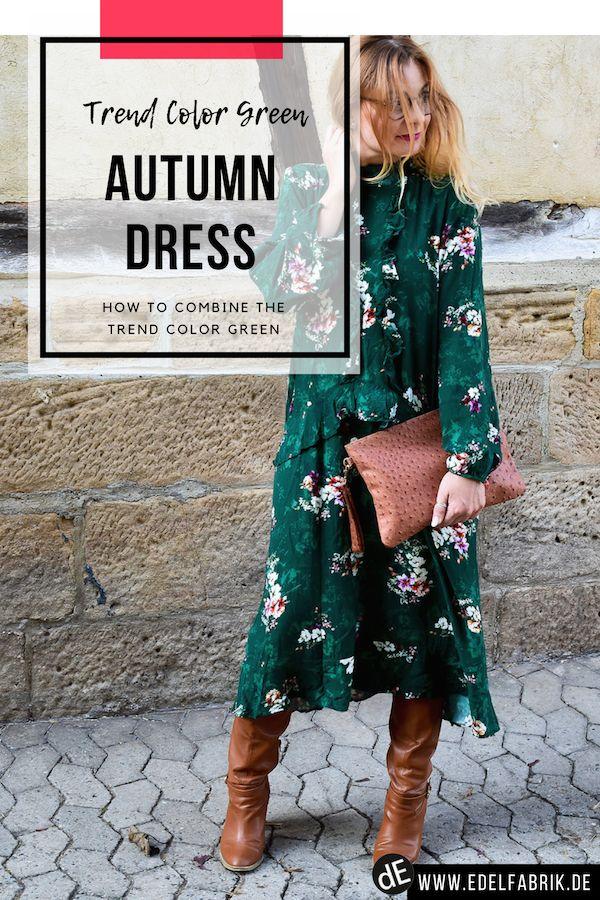 3 Tipps wie Du die Trendfarbe Grün kombinierst | Das ...