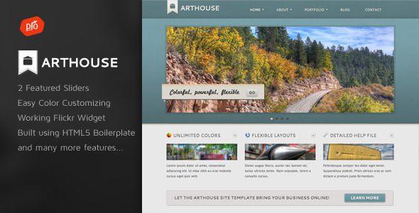 Arthouse - Premium Business