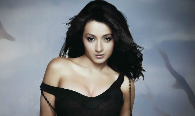 trisha krishnan hamara photos