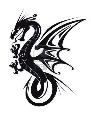 15 Views Dragon Tattoo Designs Black Dragon Tattoo Dragon Tattoo