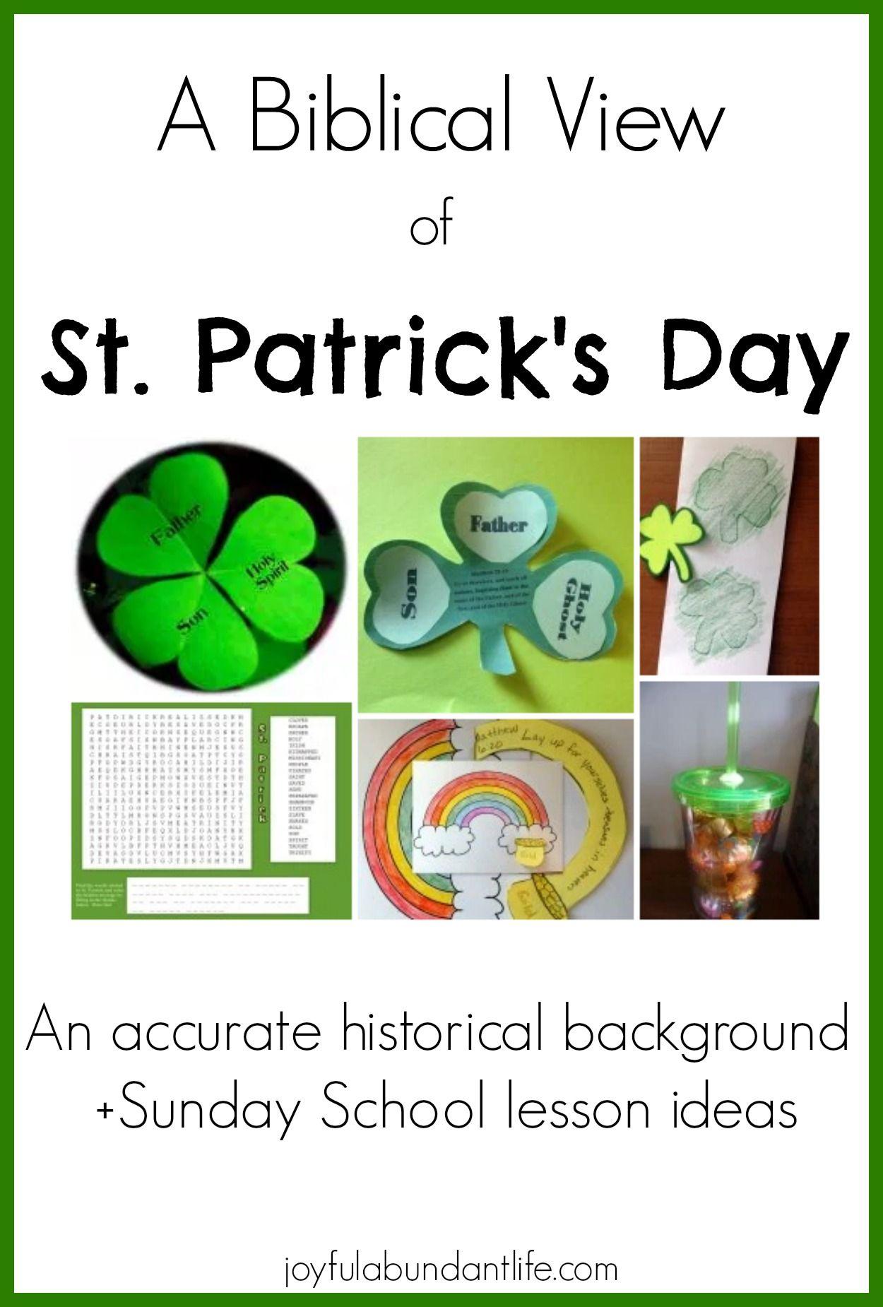 St Patrick S Day Ideas
