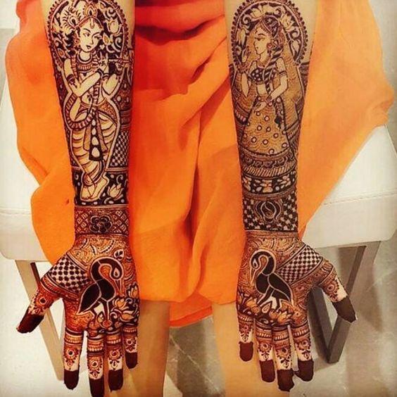 Mehndi Designs India Mehndi designs, Hand henna, Mehndi