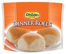 Rhodes Crescent Rolls Recipe Dinner Rolls Rhodes Dinner Rolls