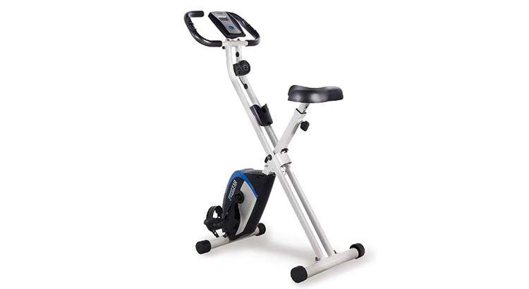 Progear 225 Folding Magnetic Upright Exercise Bike In 2020