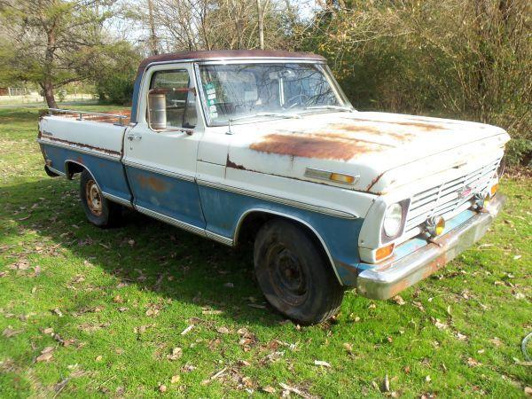1969 Ford Ranger Ford Truck Models Ford Ranger Ford Trucks