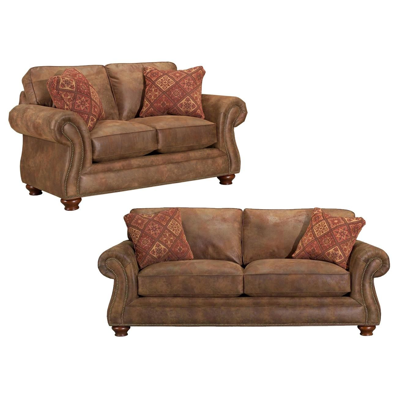 Broyhill Sofa Nebraska Furniture Mart Beige And Loveseat This Is The Couch That I Bought Today Laramie 2 Piece